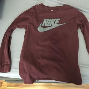 Boys 8-10 Nike long sleeve